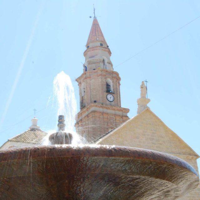 Iglesia de la Inmaculada Concepcion -Benameji-